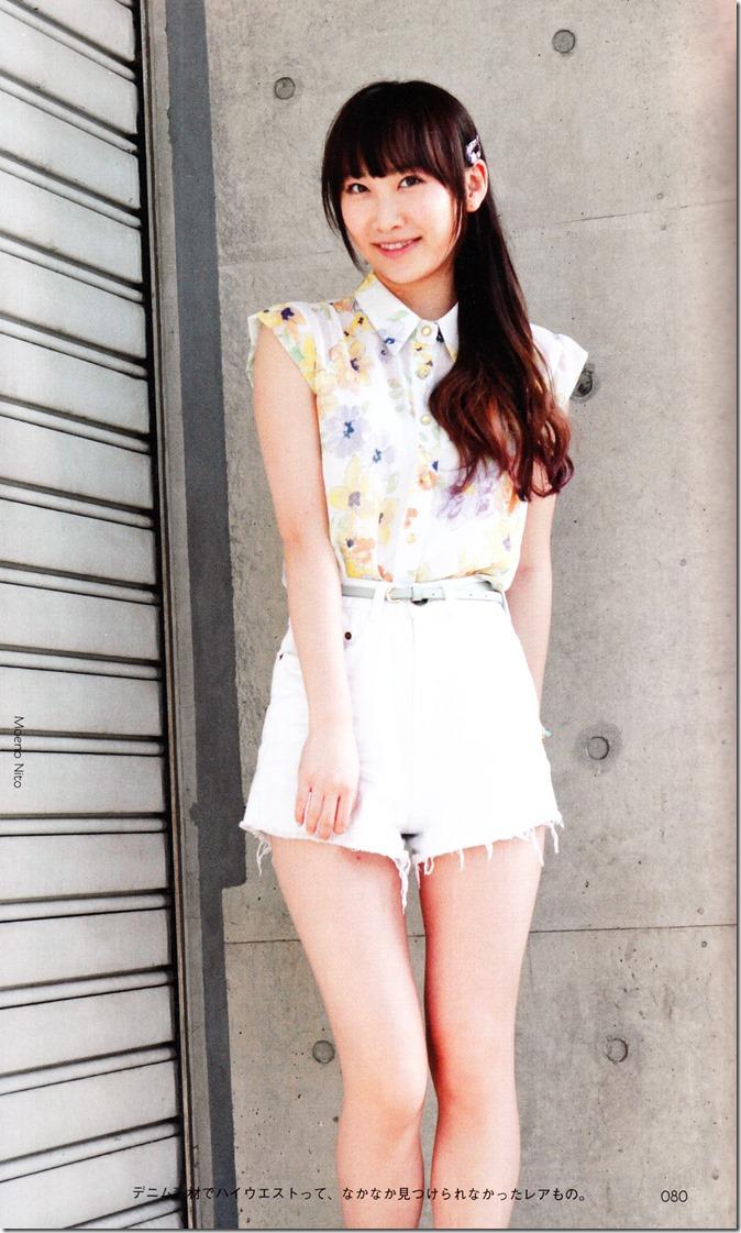 AKB48, SKE48, NMB48, HKT48 Oshare Sosenkyo! Shifuku Senbatsu no Center wa Dare (71)