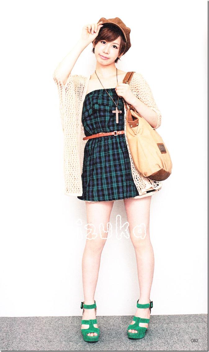 AKB48, SKE48, NMB48, HKT48 Oshare Sosenkyo! Shifuku Senbatsu no Center wa Dare (73)