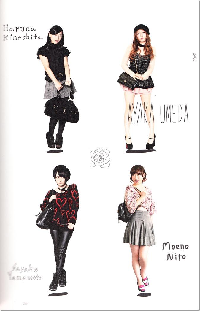 AKB48, SKE48, NMB48, HKT48 Oshare Sosenkyo! Shifuku Senbatsu no Center wa Dare (78)