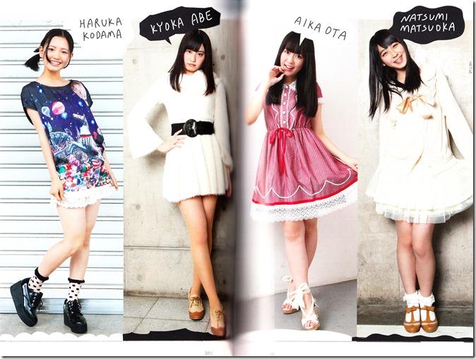 AKB48, SKE48, NMB48, HKT48 Oshare Sosenkyo! Shifuku Senbatsu no Center wa Dare (7)