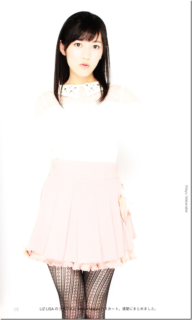 AKB48, SKE48, NMB48, HKT48 Oshare Sosenkyo! Shifuku Senbatsu no Center wa Dare (95)