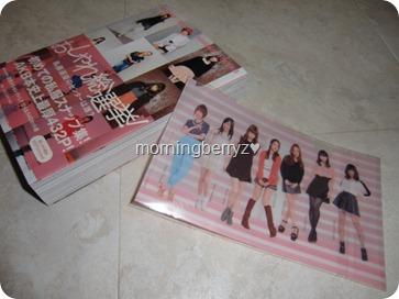 AKB48, SKE48, NMB48, HKT48 Oshare Sosenkyo! Shifuku Senbatsu no Center wa Dare with clear file