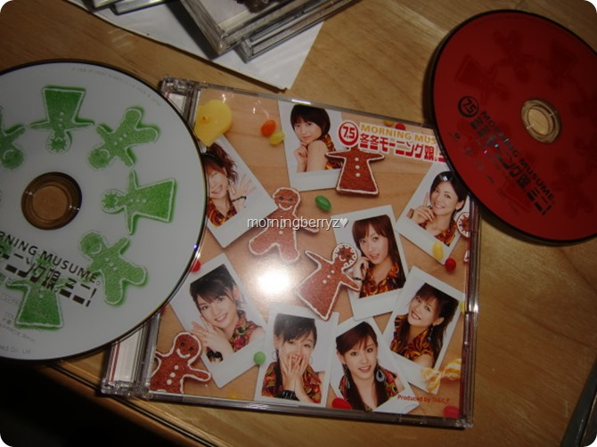 Fuyu Fuyu Morning Musume Mini album