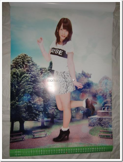 Kawaei Rina 2014 Wall Calendar (2)