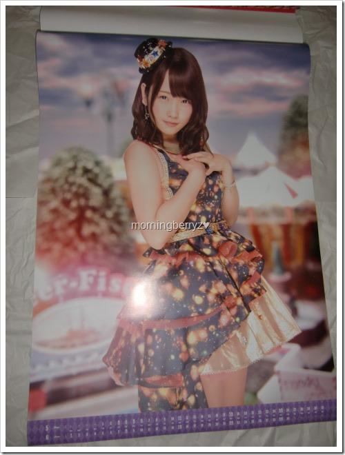 Kawaei Rina 2014 Wall Calendar (4)