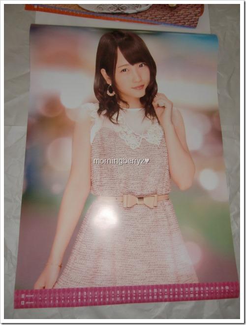 Kawaei Rina 2014 Wall Calendar (7)