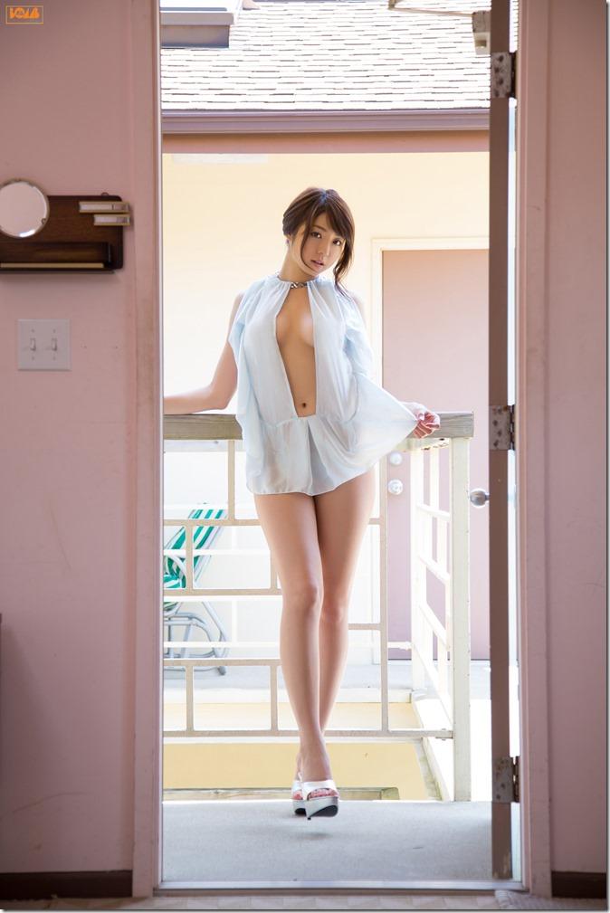 Nakamura Shizuka Kiss Again (5)