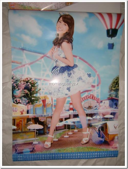 Oshima Yuko 2014 Wall Calendar (5)