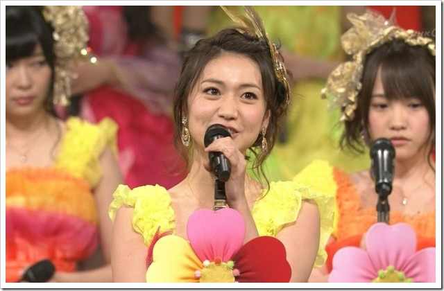 Oshima Yuko graduation