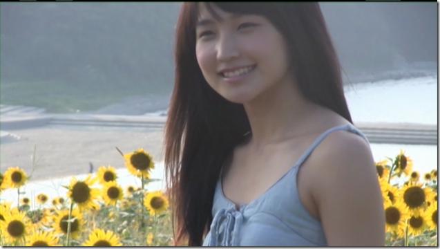 Sayashi Riho in Taiyou making of (111)