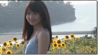 Sayashi Riho in Taiyou making of (112)