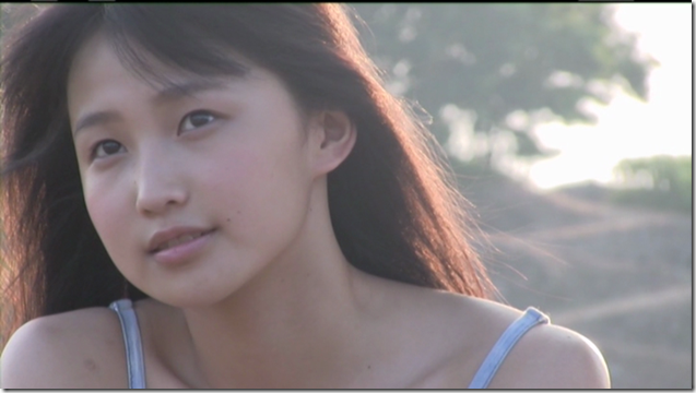 Sayashi Riho in Taiyou making of (123)