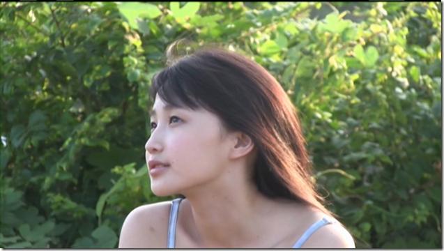 Sayashi Riho in Taiyou making of (126)