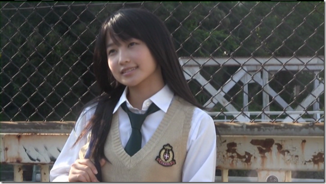 Sayashi Riho in Taiyou making of (139)
