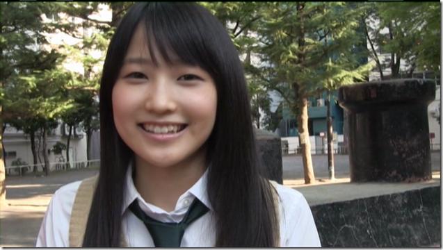 Sayashi Riho in Taiyou making of (144)