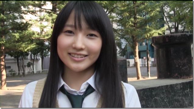Sayashi Riho in Taiyou making of (145)