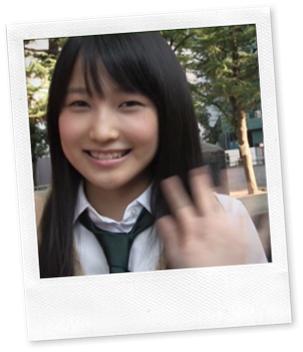 Sayashi Riho in Taiyou making of...
