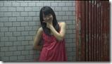 Sayashi Riho in Taiyou making of (1)