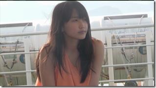 Sayashi Riho in Taiyou making of (25)