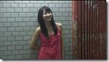 Sayashi Riho in Taiyou making of (2)