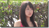 Sayashi Riho in Taiyou making of (5)