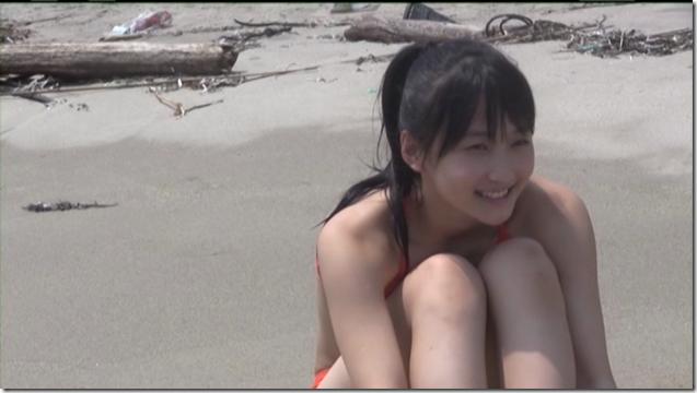 Sayashi Riho in Taiyou making of (88)