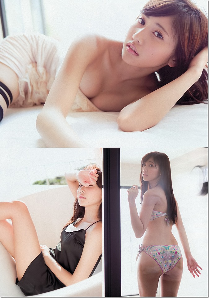 Weekly Playboy no.48 December 2nd, 2013 (13)