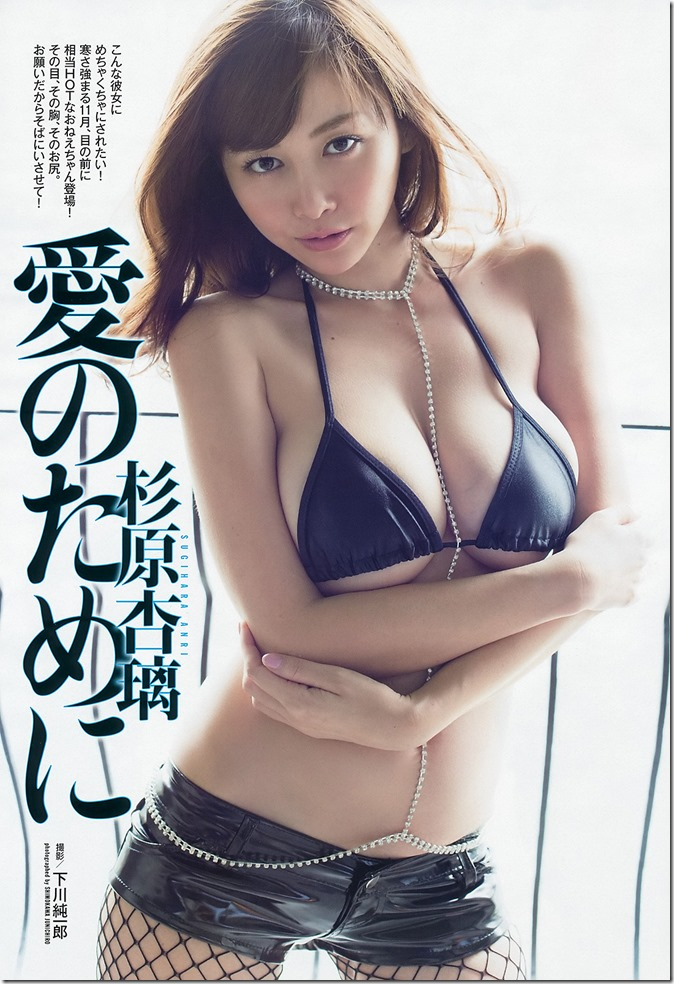 Weekly Playboy no.48 December 2nd, 2013 (25)