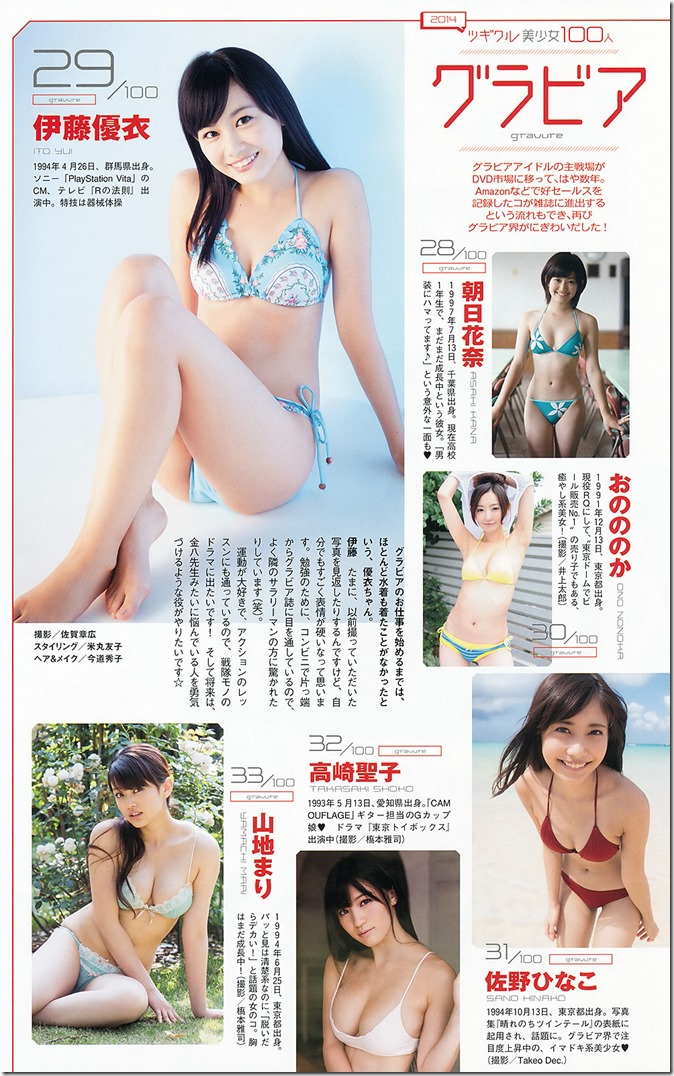 Weekly Playboy no.49 December 9th, 2013 (50)