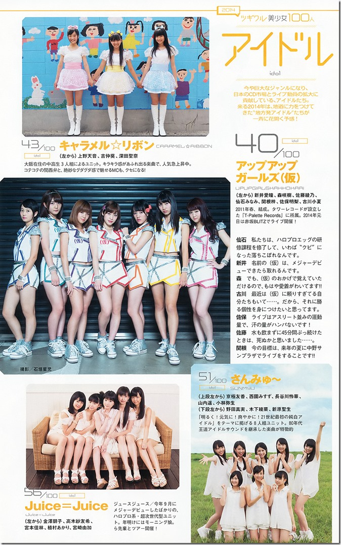 Weekly Playboy no.49 December 9th, 2013 (51)