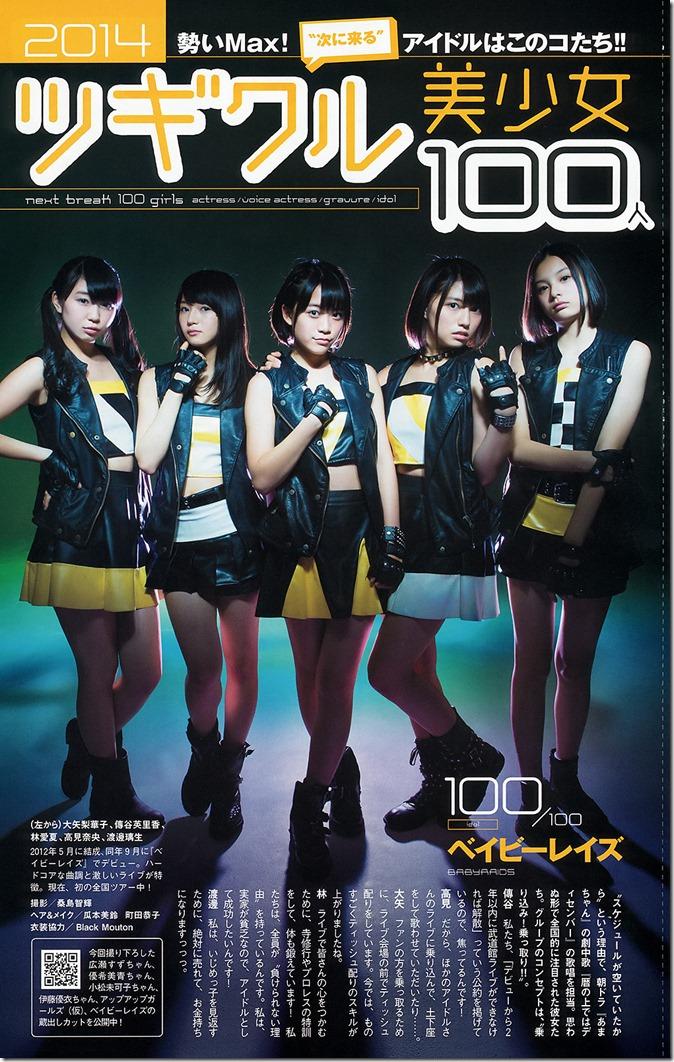 Weekly Playboy no.49 December 9th, 2013 (53)