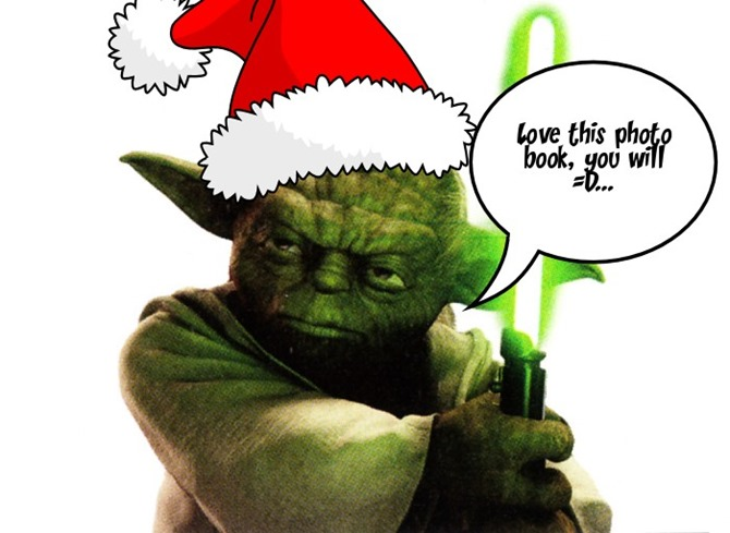 Yoda says...