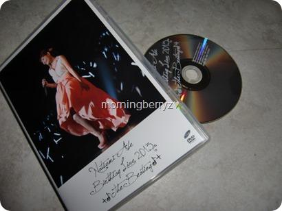 Abe Natsumi Birthday Live 2013 DVD