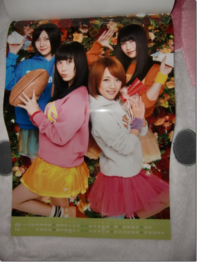 AKB48 2014 Official Calendar (10)