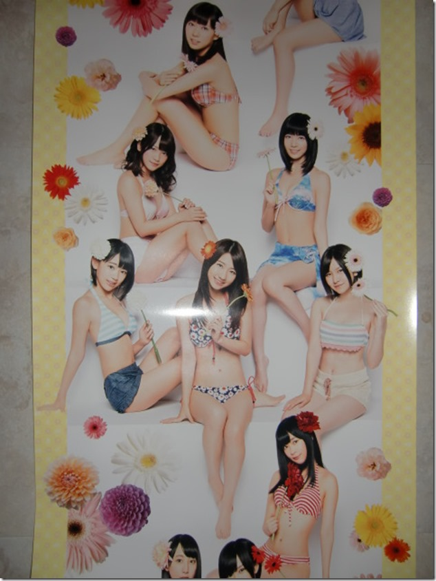 AKB48 2014 Official Calendar (15)