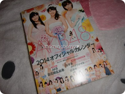 AKB48 2014 Official Calendar (1)