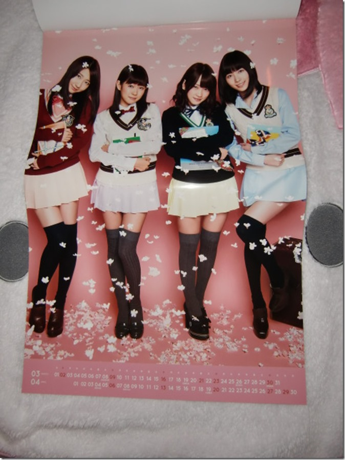 AKB48 2014 Official Calendar (7)