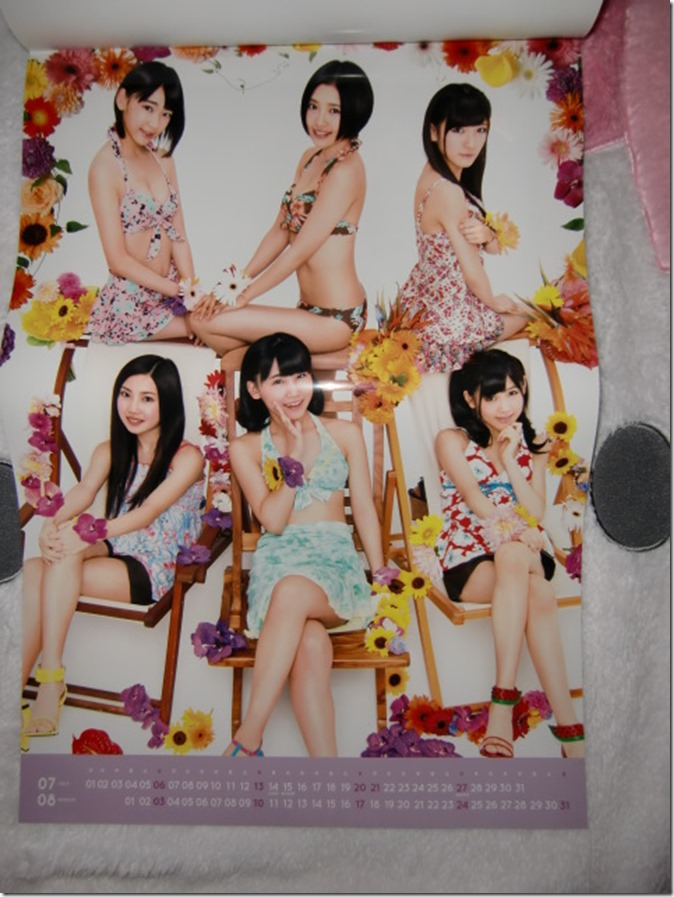 AKB48 2014 Official Calendar (9)