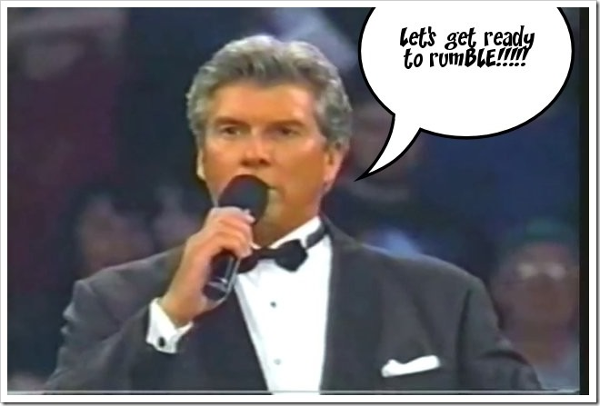 Michael Buffer says...