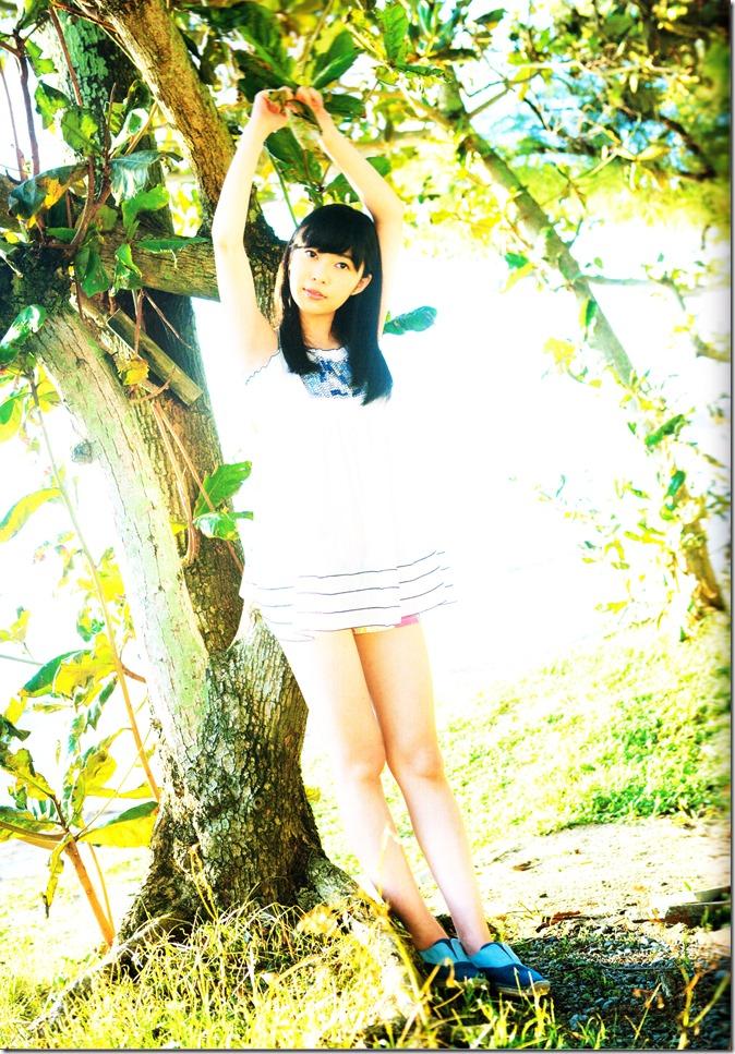 Sashihara Rino First Shashinshuu Neko ni maketa (100)