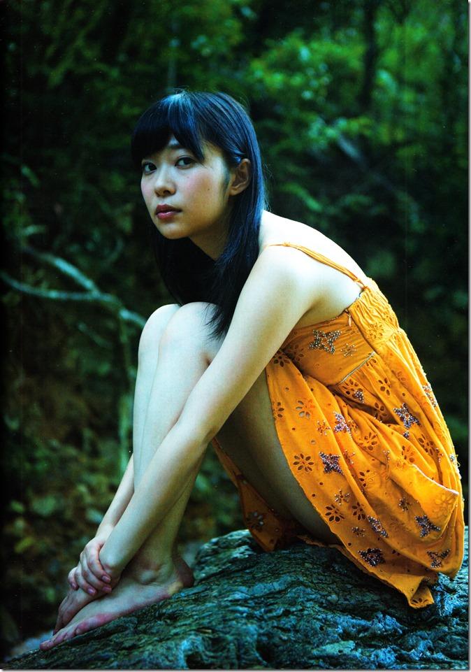 Sashihara Rino First Shashinshuu Neko ni maketa (105)