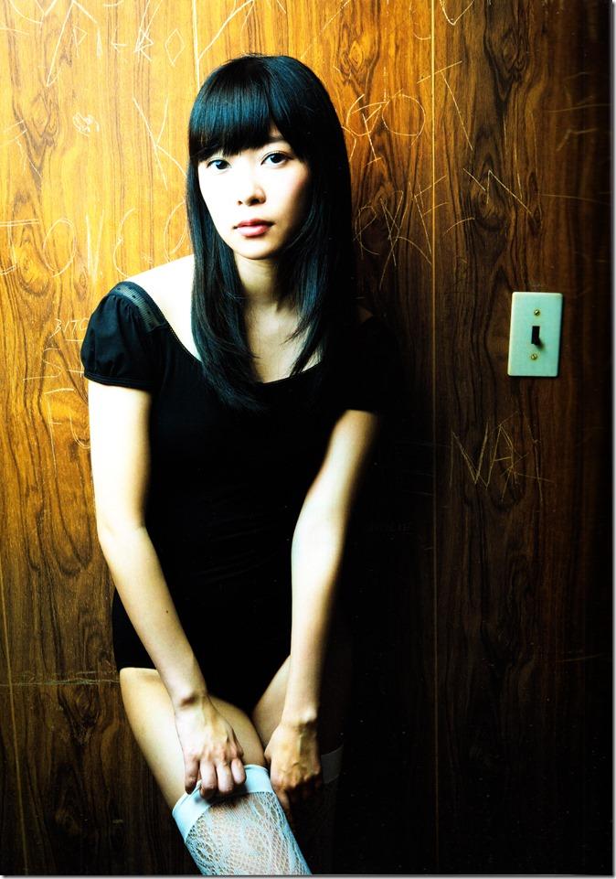 Sashihara Rino First Shashinshuu Neko ni maketa (12)