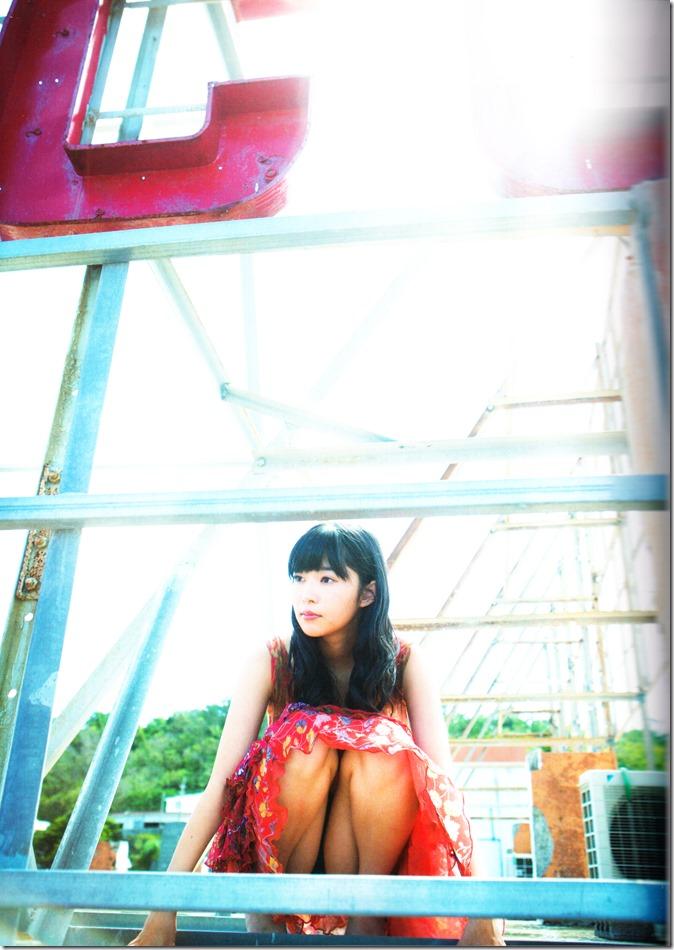 Sashihara Rino First Shashinshuu Neko ni maketa (20)