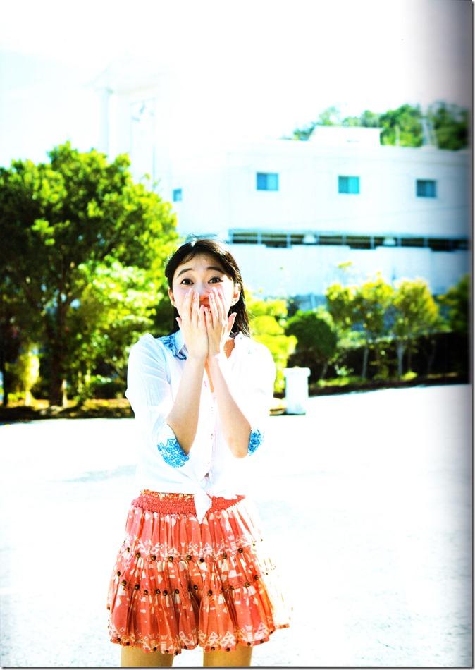 Sashihara Rino First Shashinshuu Neko ni maketa (25)