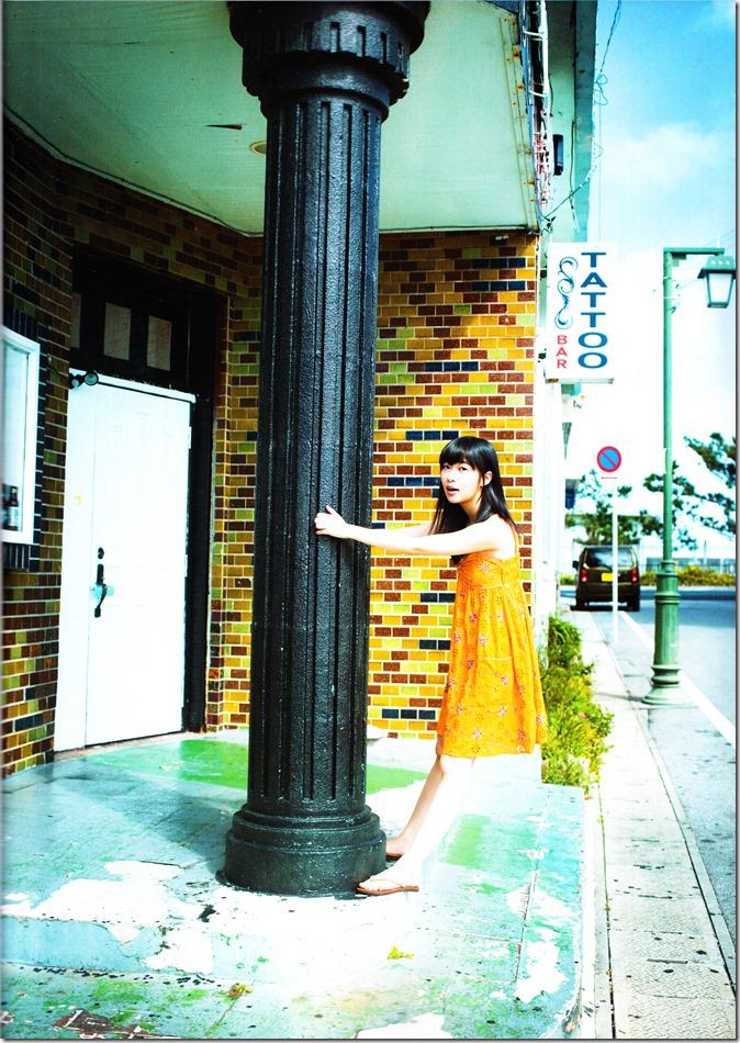 Sashihara Rino First Shashinshuu Neko ni maketa (28)