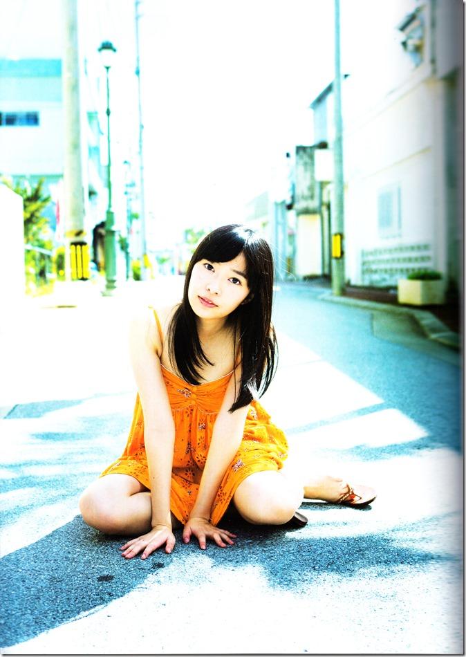 Sashihara Rino First Shashinshuu Neko ni maketa (29)