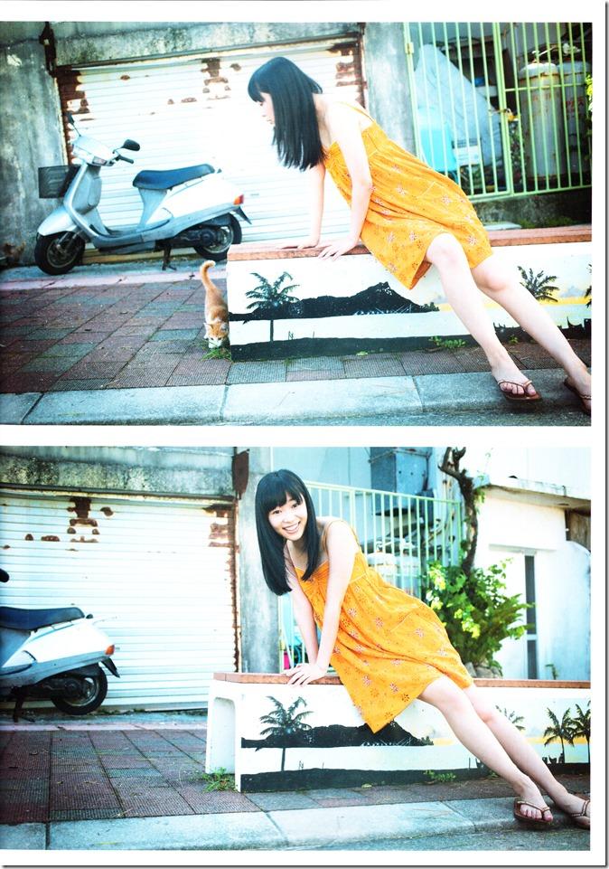 Sashihara Rino First Shashinshuu Neko ni maketa (30)