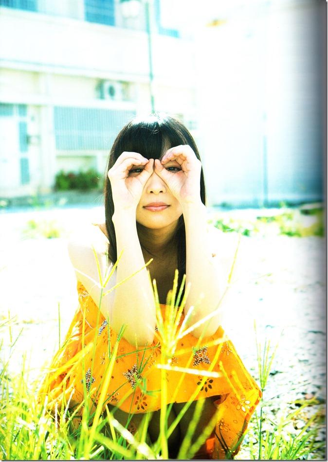 Sashihara Rino First Shashinshuu Neko ni maketa (33)