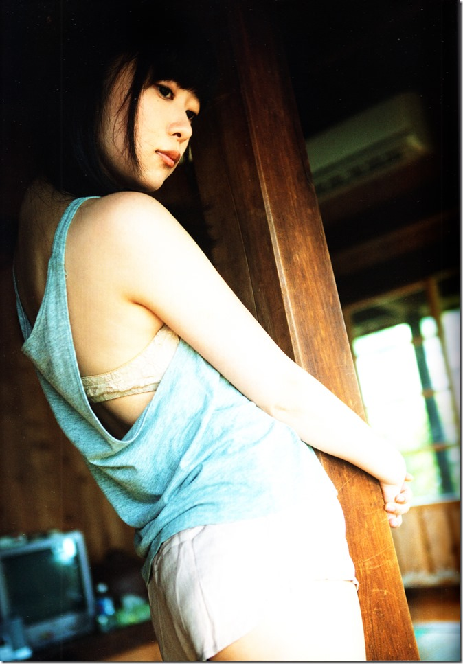 Sashihara Rino First Shashinshuu Neko ni maketa (56)