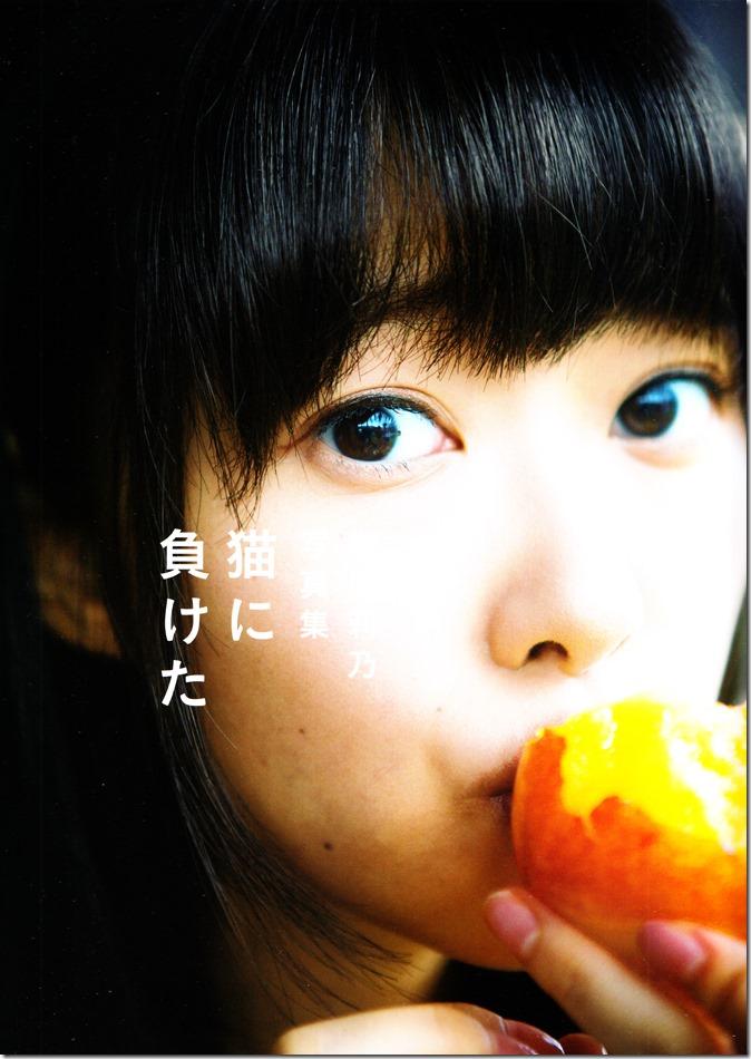 Sashihara Rino First Shashinshuu Neko ni maketa (5)